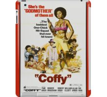 Coffy (Red) iPad Case/Skin