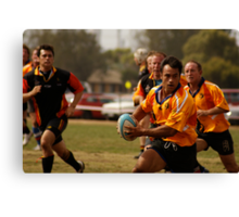 Masters Games - Rugby Union 2009 Canvas Print