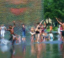 Water Dancers by Dennis Granzow