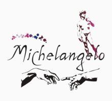 Michelangelo Typeface by Zehda