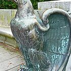Bronze Eagle by Tamara Valjean
