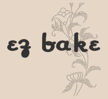 EZ Bake Typeface by Zehda