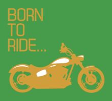 Born To Ride.. Kids Clothes