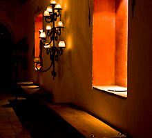 San Jose Del Cabo Alcove by phil decocco