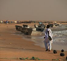 Mauritanian Fisherman by CCManders