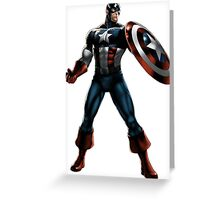 Captain America - Marvel Heroes Collection Greeting Card