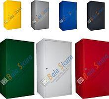 Acquistare Armadio Multiuso Portascope by SecureBay