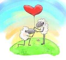 romantic sheephead  by FlorRi