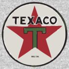 texaco shirt by Robert Baker