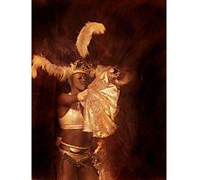 Dancer 2 Photographic Print