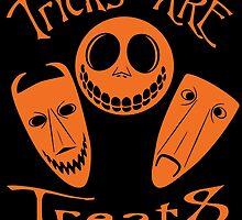 Tricks are Treats by Christa Diehl