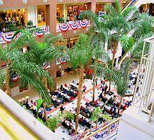 Palms in DC by gayle hoskins-nestor