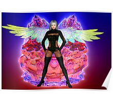 Party Angel Poster