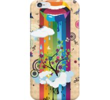 Surreal Tree iPhone Case/Skin