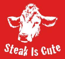 Steak Is Cute T-Shirt