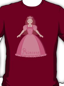 Pattern with princes T-Shirt
