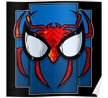 Spidey face Poster