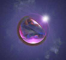 bubble world by DARREL NEAVES