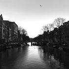 Amsterdam Canals  by Siddhesh Rishi