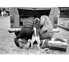 Volkswagen Bus Photographic Print
