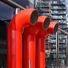 Red Pipes by Jazzdenski