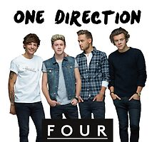 One Direction 'FOUR' by HollieWild