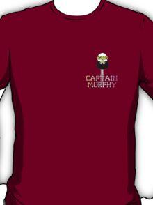Captain Murphy - Bones (Breast) T-Shirt