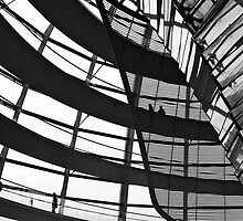 Reichstag Dome 2 by dominiquelandau