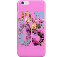 Giorno Giovanna 2 iPhone Case/Skin