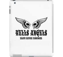 Hells Angels - Death Before Dishonour iPad Case/Skin