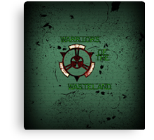 Warriors of the Wasteland Canvas Print