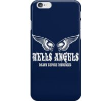 Hells Angels - Death Before Dishonour iPhone Case/Skin