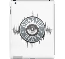 Dubstep - Dirty Beatz iPad Case/Skin