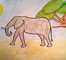 Elephant by tsd1661