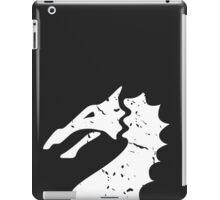Black Dragons - Sigil - Warhammer iPad Case/Skin