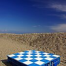 The chessboard by Barbara  Corvino