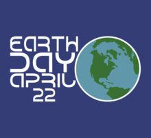 Earth Day April 22 Design by EthosWear