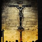 Evening Mass at Notre Dame Cathedral by Tony Dempsey
