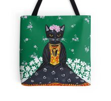 Frida Catlo Tote Bag
