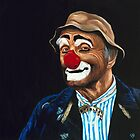 Senor Billy The Clown by psovart