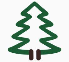 Fir tree by Designzz