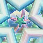 Metallic Stars by James Brotherton