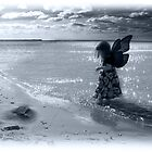 talking with the sea creatures.. you never know where they'll be by dimarie