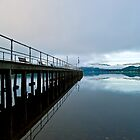 Ullswater Jetty by Andy Grant
