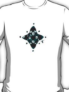 Compass (Blue) T-Shirt