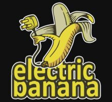 Electric Banana Kids Clothes
