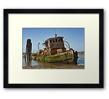 The Mary D Hume Framed Print