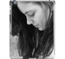 Candid Muse iPad Case/Skin