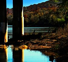 Under The Bridge by becky-lou