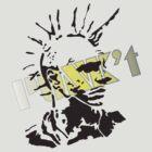 Punk't stamped by heinrich